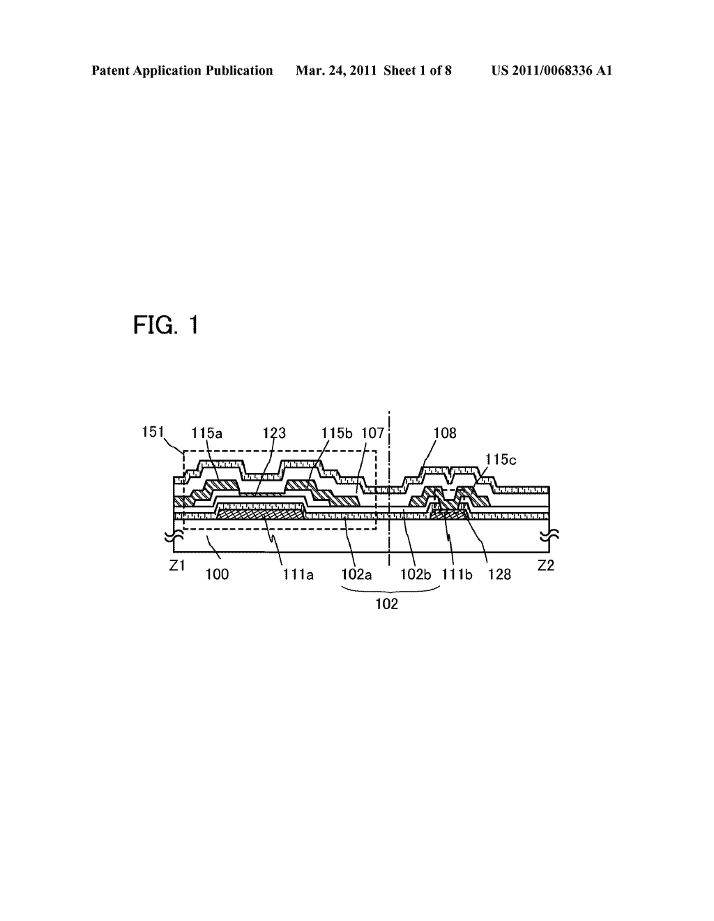SEMICONDUCTOR ELEMENT AND METHOD FOR MANUFACTURING THE SAME - diagram, schematic, and image 02