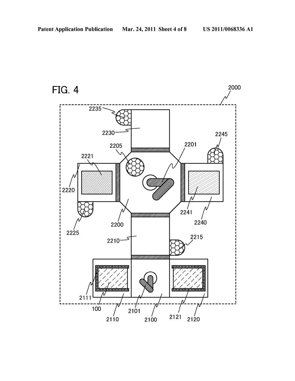 SEMICONDUCTOR ELEMENT AND METHOD FOR MANUFACTURING THE SAME - diagram, schematic, and image 05