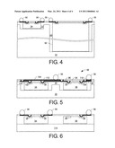 EMBEDDED DIE PACKAGE AND PROCESS FLOW USING A PRE-MOLDED CARRIER diagram and image