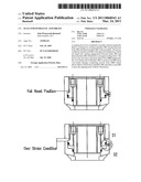 Seals for Hydraulic Assemblies diagram and image