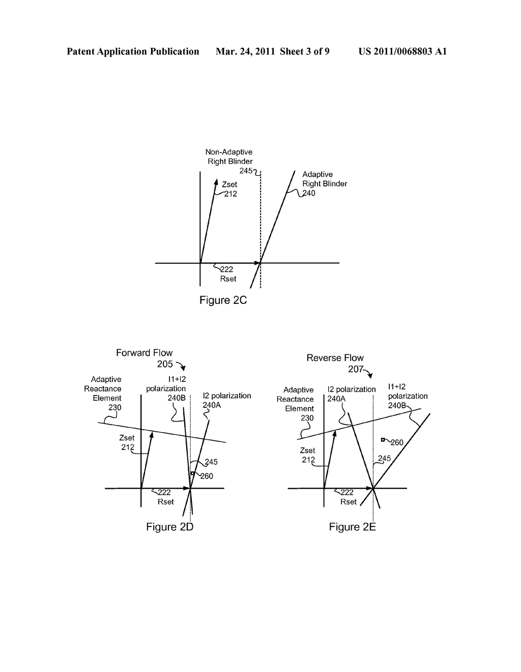 ELECTRICAL POWER SYSTEM PHASE AND GROUND PROTECTION USING AN ADAPTIVE  QUADRILATERAL CHARACTERISTICS - diagram, schematic, and image 04