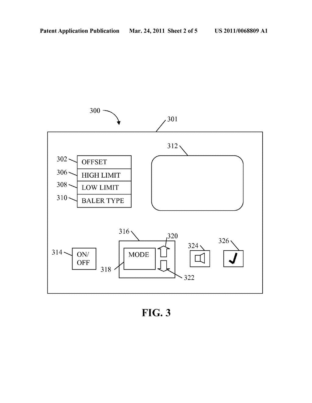 SYSTEM AND METHOD FOR DETERMINING MOISTURE CONTENT IN A BALE OF HAY - diagram, schematic, and image 03