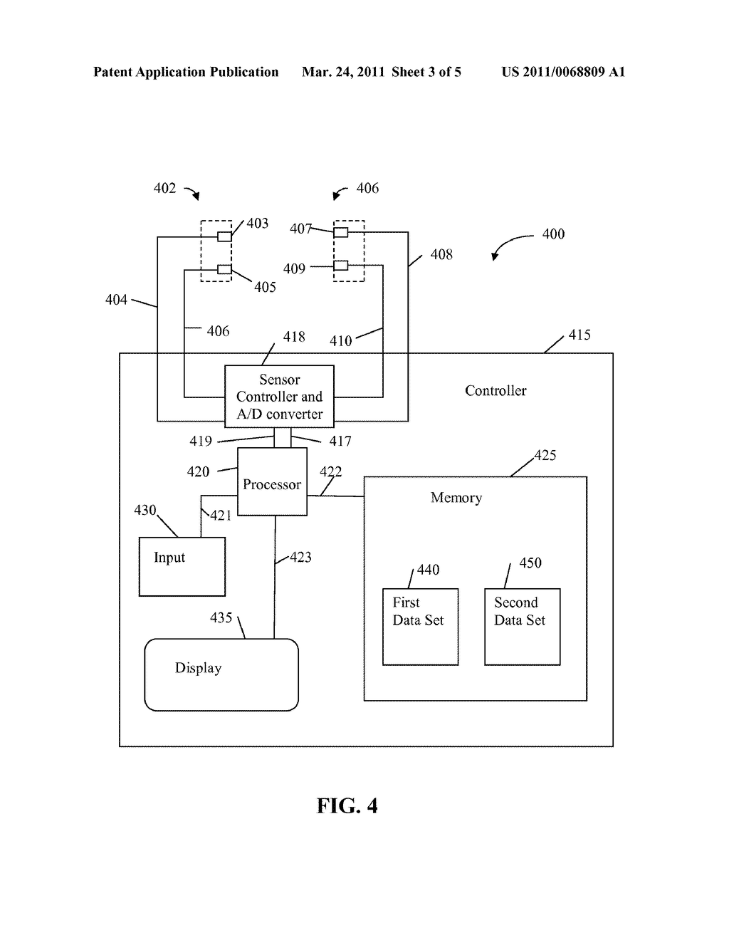 SYSTEM AND METHOD FOR DETERMINING MOISTURE CONTENT IN A BALE OF HAY - diagram, schematic, and image 04