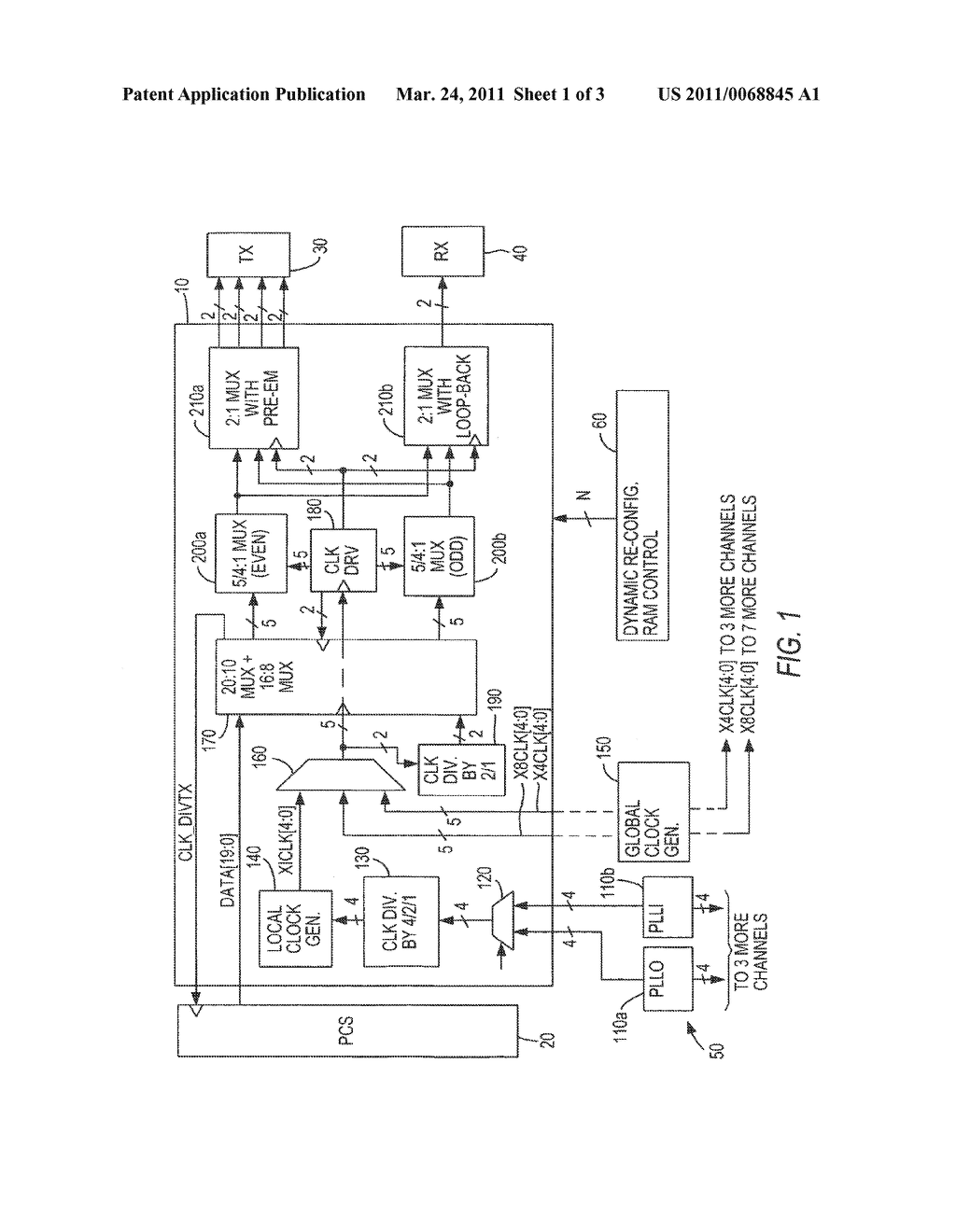 Serializer Circuitry For High Speed Serial Data Transmitters On Circuit Diagram Of 4 1 Multiplexer Programmable Logic Device Integrated Circuits Schematic And Image 02