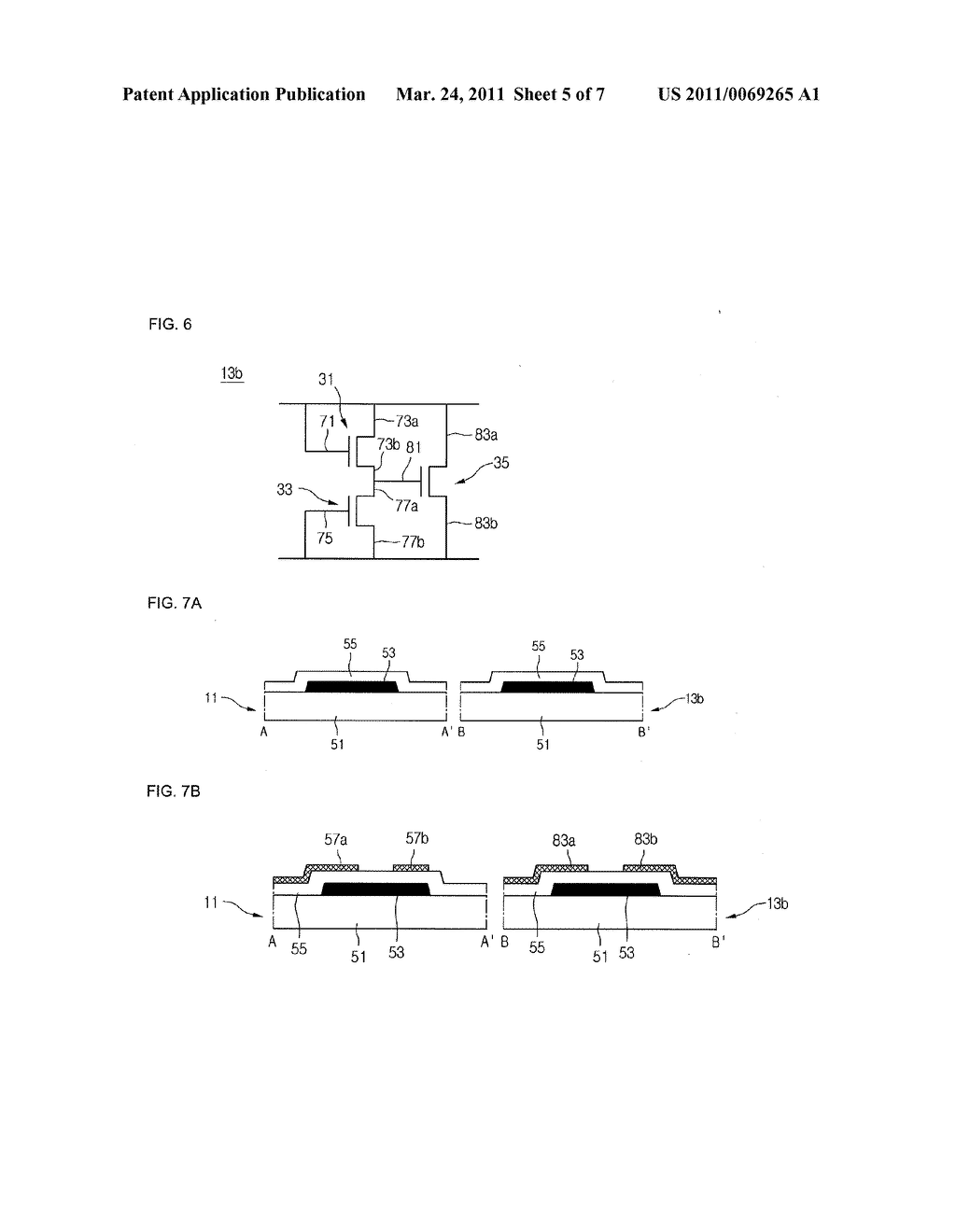 ELECTROSTATIC DISCHARGE PROTECTION ELEMENT, LIQUID CRYSTAL DISPLAY DEVICE HAVING THE SAME, AND MANUFACTURING METHOD THEREOF - diagram, schematic, and image 06