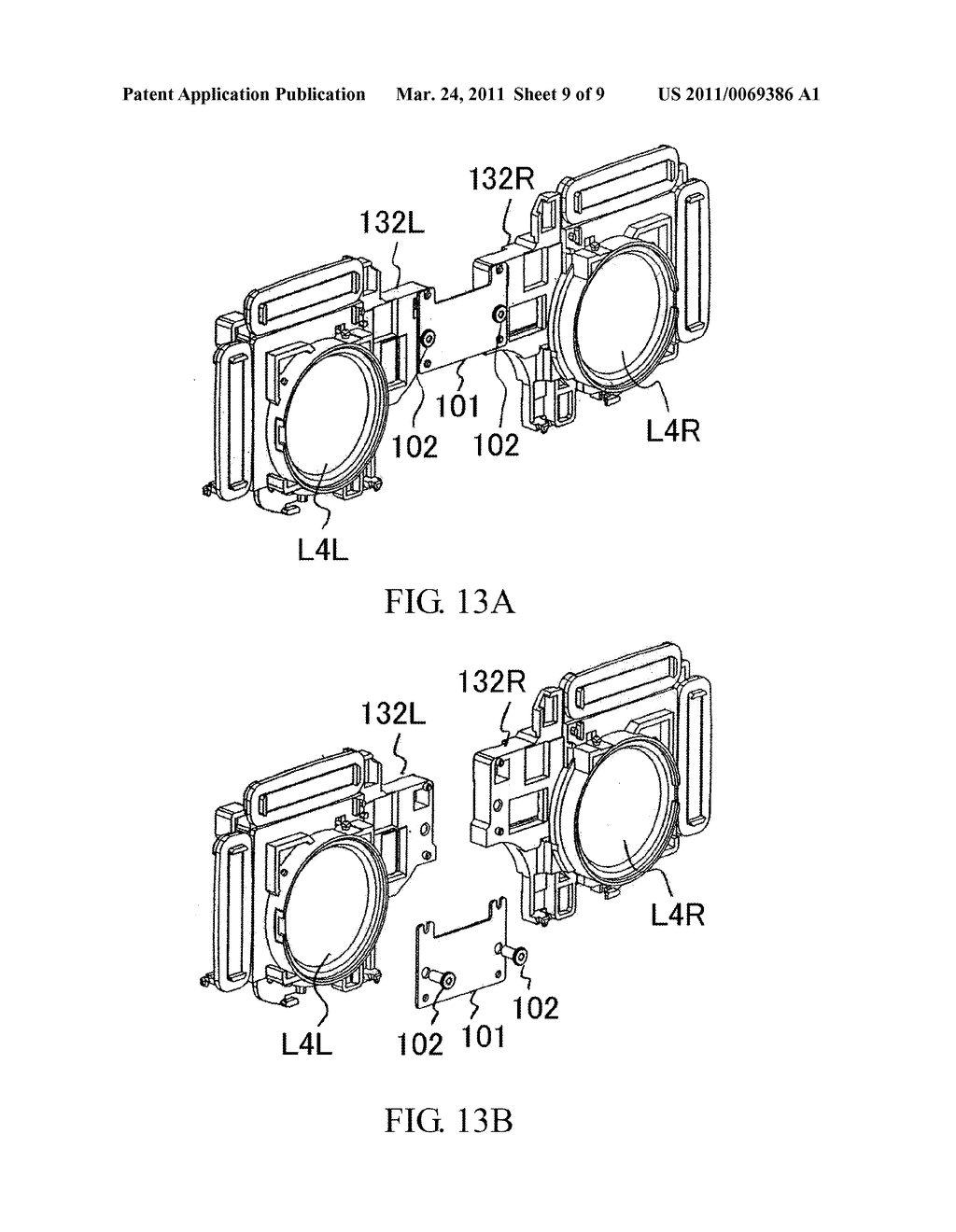 BINOCULARS HAVING IMAGE STABILIZING FUNCTION - diagram, schematic, and image 10