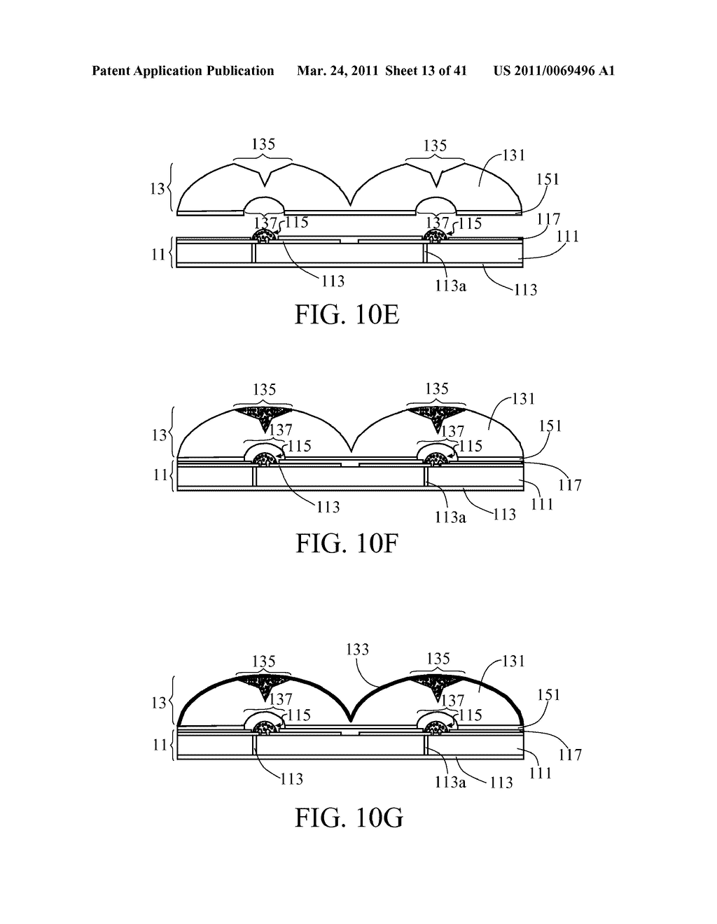LIGHTING DEVICE, LIGHT SPREADING PLATE AND METHOD FOR MANUFACTURING THE SAME - diagram, schematic, and image 14