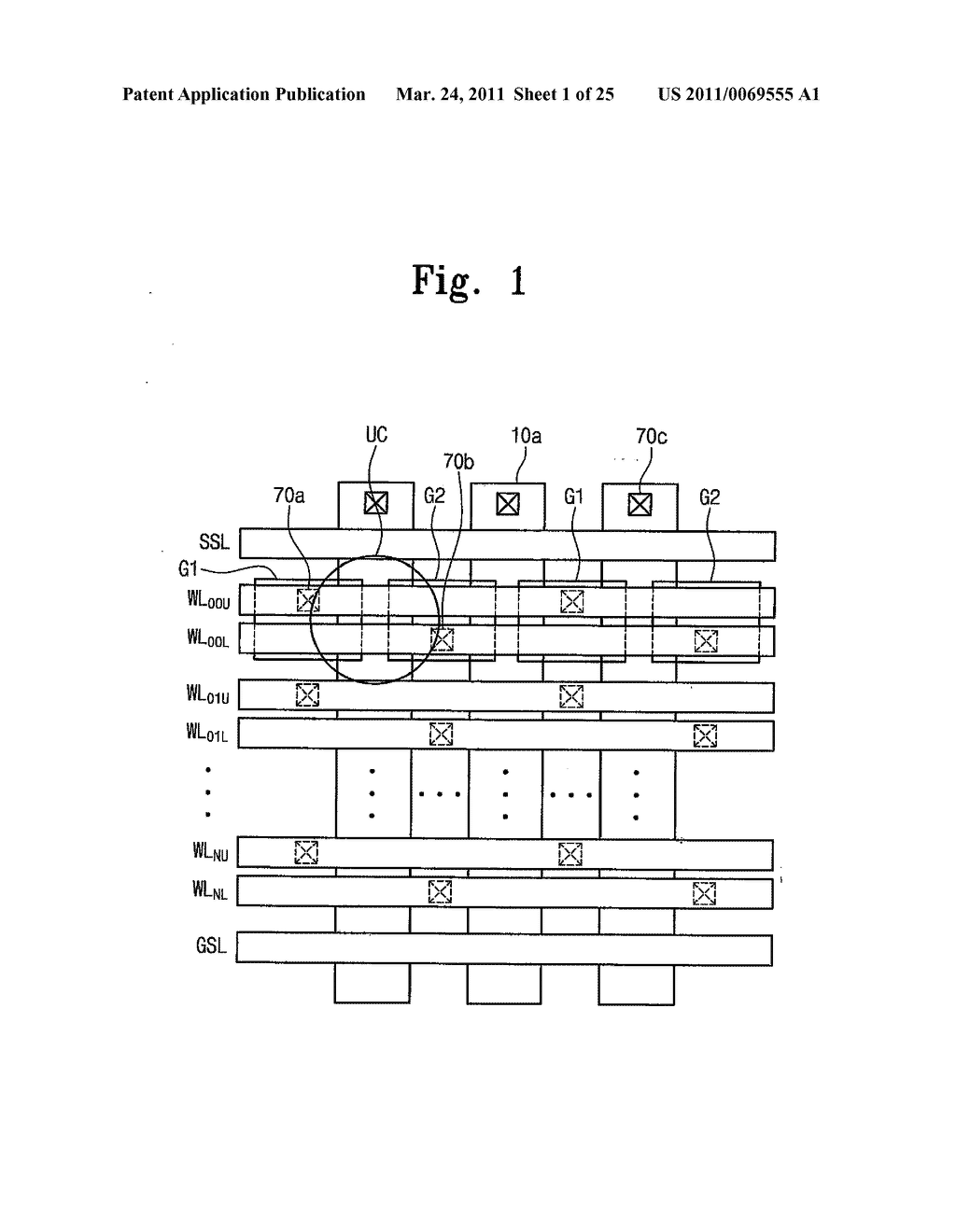 NON-VOLATILE MEMORY DEVICE AND METHOD OF OPERATING THE SAME - diagram, schematic, and image 02