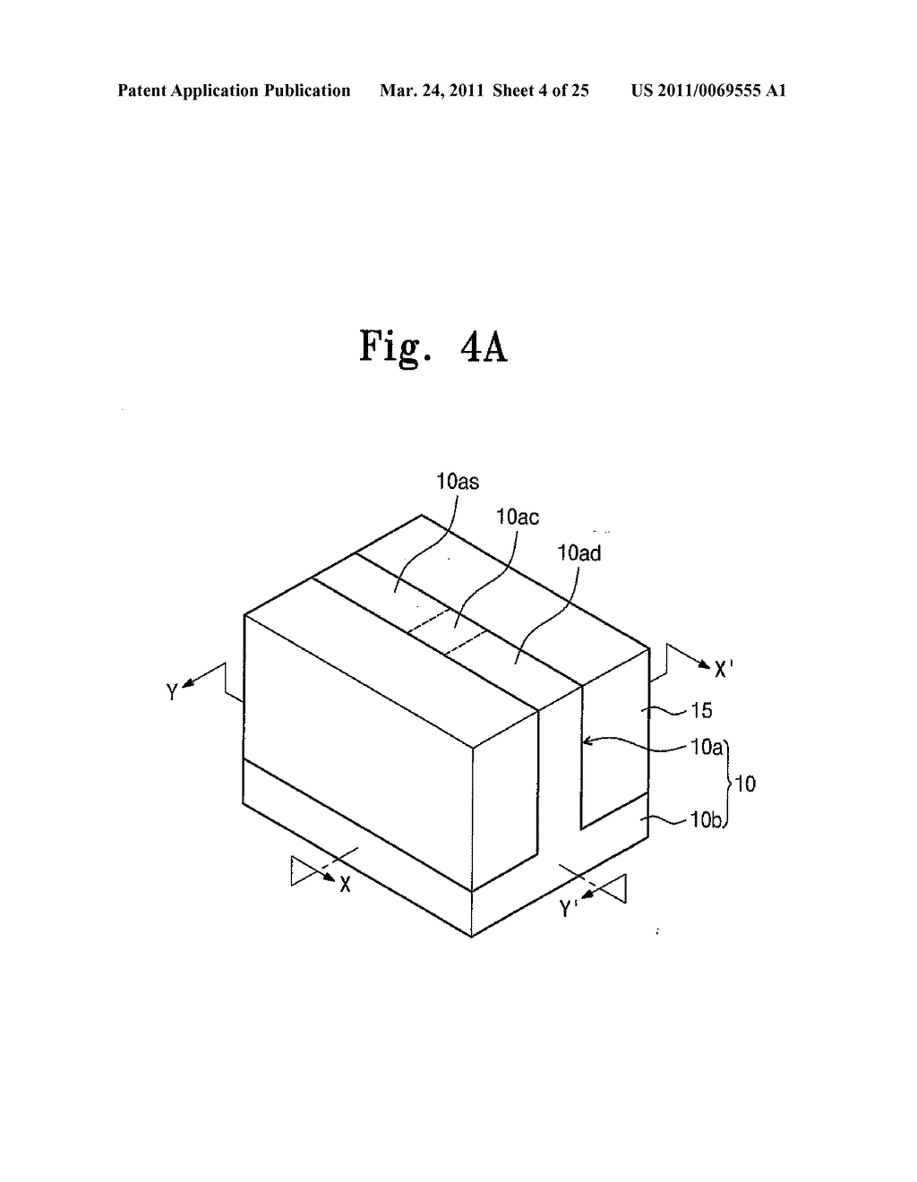 NON-VOLATILE MEMORY DEVICE AND METHOD OF OPERATING THE SAME - diagram, schematic, and image 05