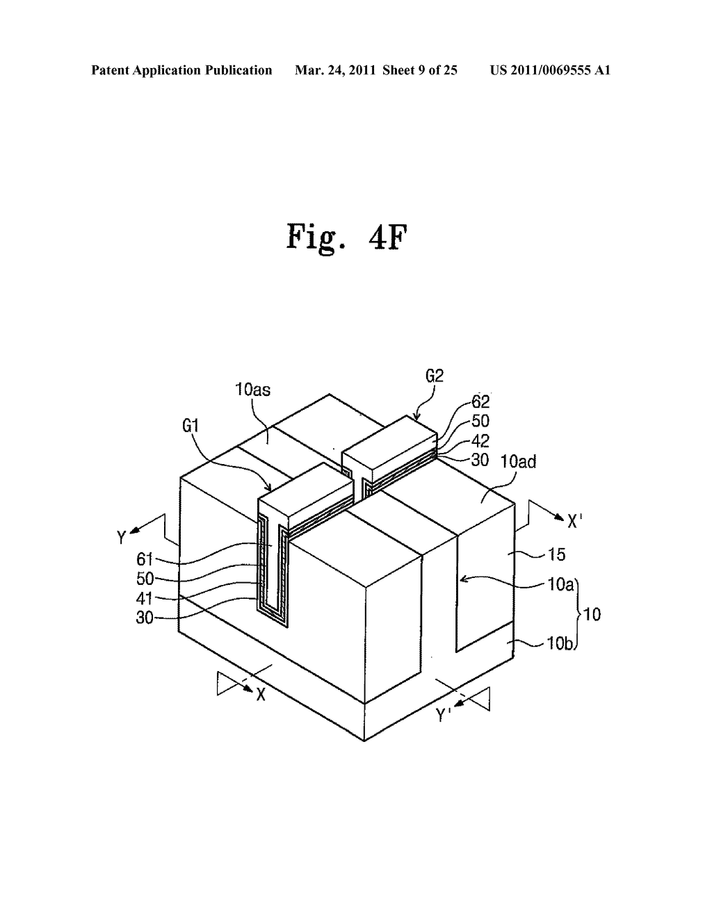 NON-VOLATILE MEMORY DEVICE AND METHOD OF OPERATING THE SAME - diagram, schematic, and image 10