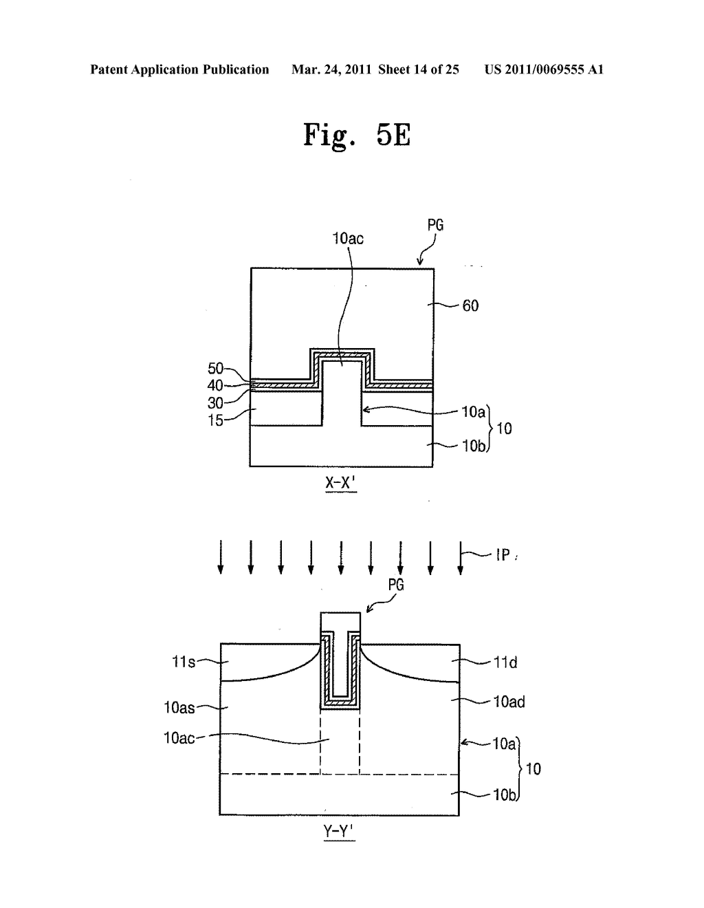 NON-VOLATILE MEMORY DEVICE AND METHOD OF OPERATING THE SAME - diagram, schematic, and image 15