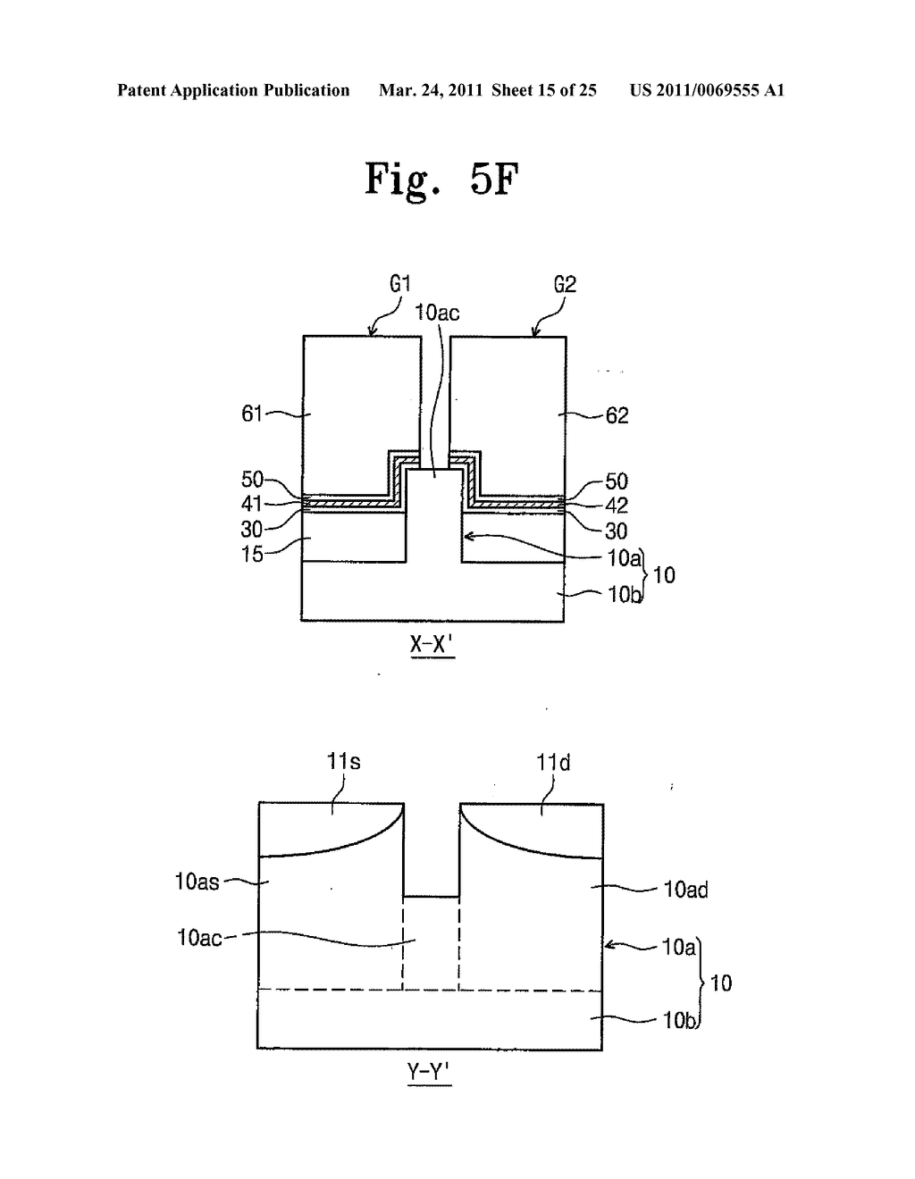 NON-VOLATILE MEMORY DEVICE AND METHOD OF OPERATING THE SAME - diagram, schematic, and image 16
