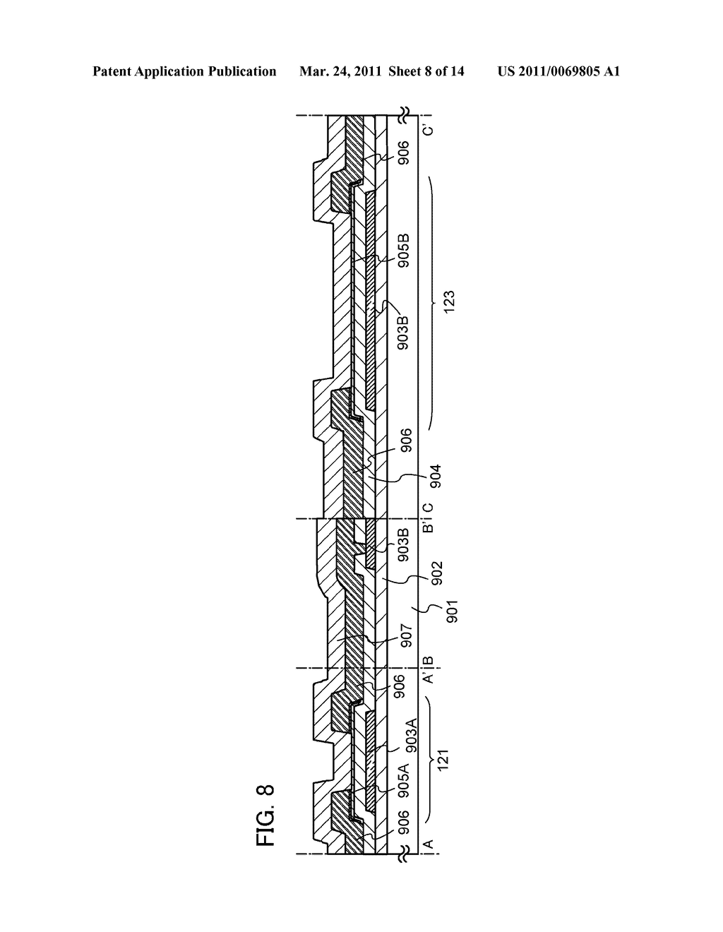 DRIVER CIRCUIT, DISPLAY DEVICE INCLUDING THE DRIVER CIRCUIT, AND ELECTRONIC APPLIANCE INCLUDING THE DISPLAY DEVICE - diagram, schematic, and image 09