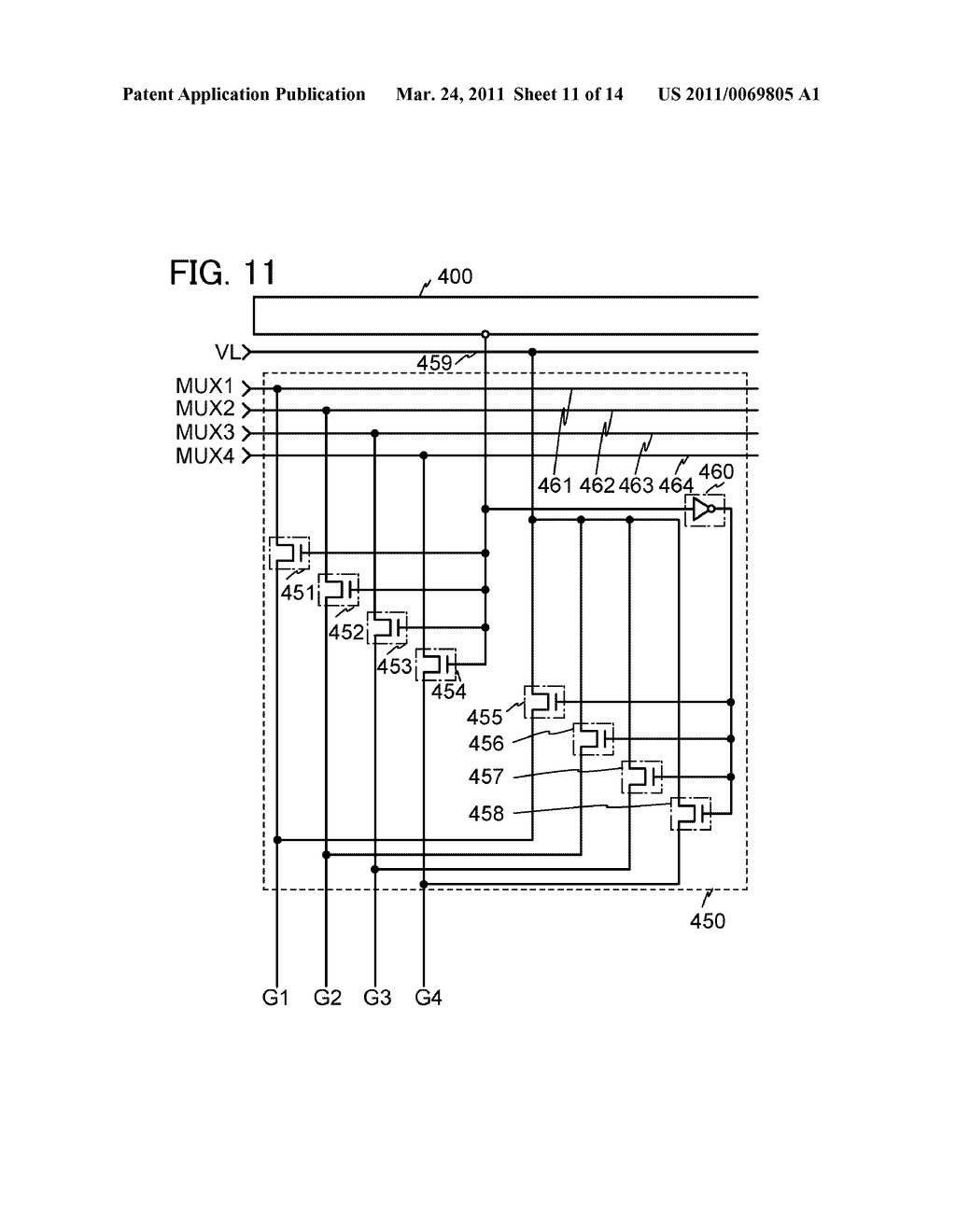 DRIVER CIRCUIT, DISPLAY DEVICE INCLUDING THE DRIVER CIRCUIT, AND ELECTRONIC APPLIANCE INCLUDING THE DISPLAY DEVICE - diagram, schematic, and image 12
