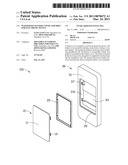 WATERTIGHT BATTERY COVER ASSEMBLY FOR ELECTRONIC DEVICE diagram and image