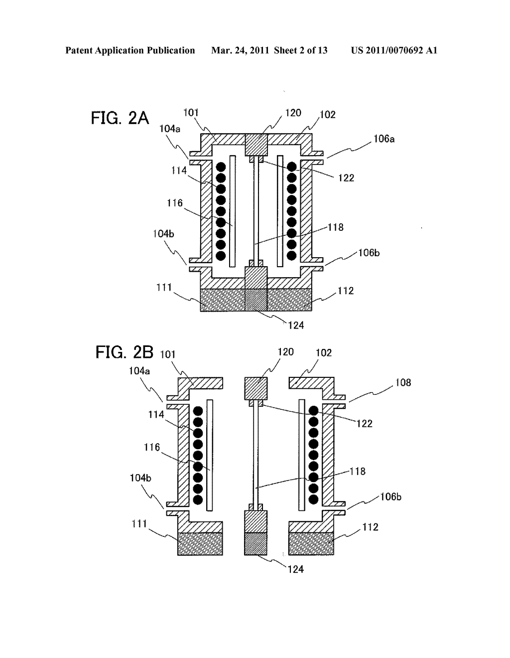 HEAT TREATMENT APPARATUS, HEAT TREATMENT METHOD AND METHOD FOR MANUFACTURING SEMICONDUCTOR DEVICE - diagram, schematic, and image 03