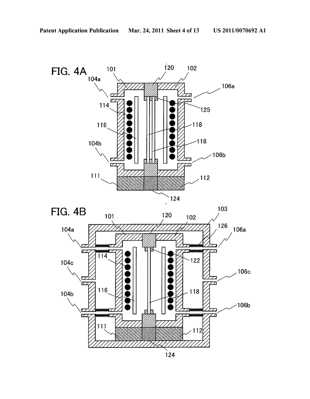 HEAT TREATMENT APPARATUS, HEAT TREATMENT METHOD AND METHOD FOR MANUFACTURING SEMICONDUCTOR DEVICE - diagram, schematic, and image 05