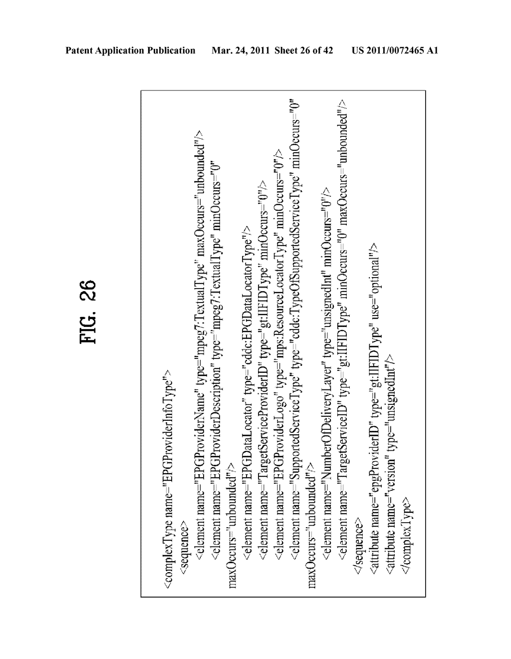 METHOD OF PROCESSING EPG METADATA IN NETWORK DEVICE AND THE NETWORK DEVICE FOR CONTROLLING THE SAME - diagram, schematic, and image 27
