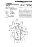 Glove With Compartment diagram and image