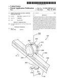 SPRING BIASED ROLLER FOR A SHOWER DOOR OR THE LIKE diagram and image