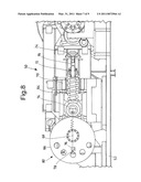 SYSTEM FOR ACQUIRING, MEASURING AND CHECKING THE OPERATING PARAMETERS OF A RECIPROCATING FLUID MACHINE diagram and image