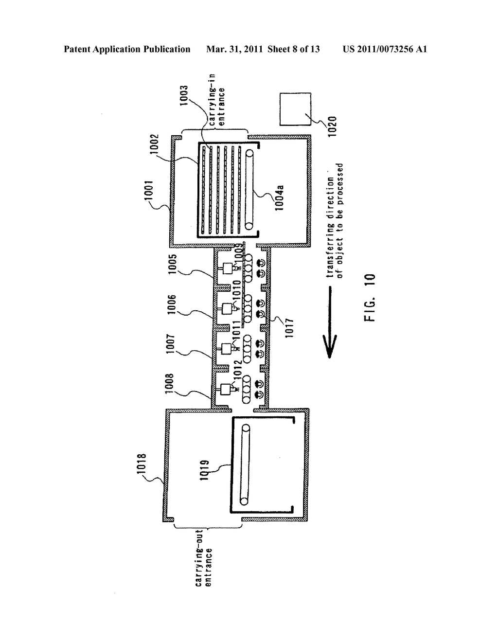 SEMICONDUCTOR MANUFACTURING APPARATUS - diagram, schematic, and image 09
