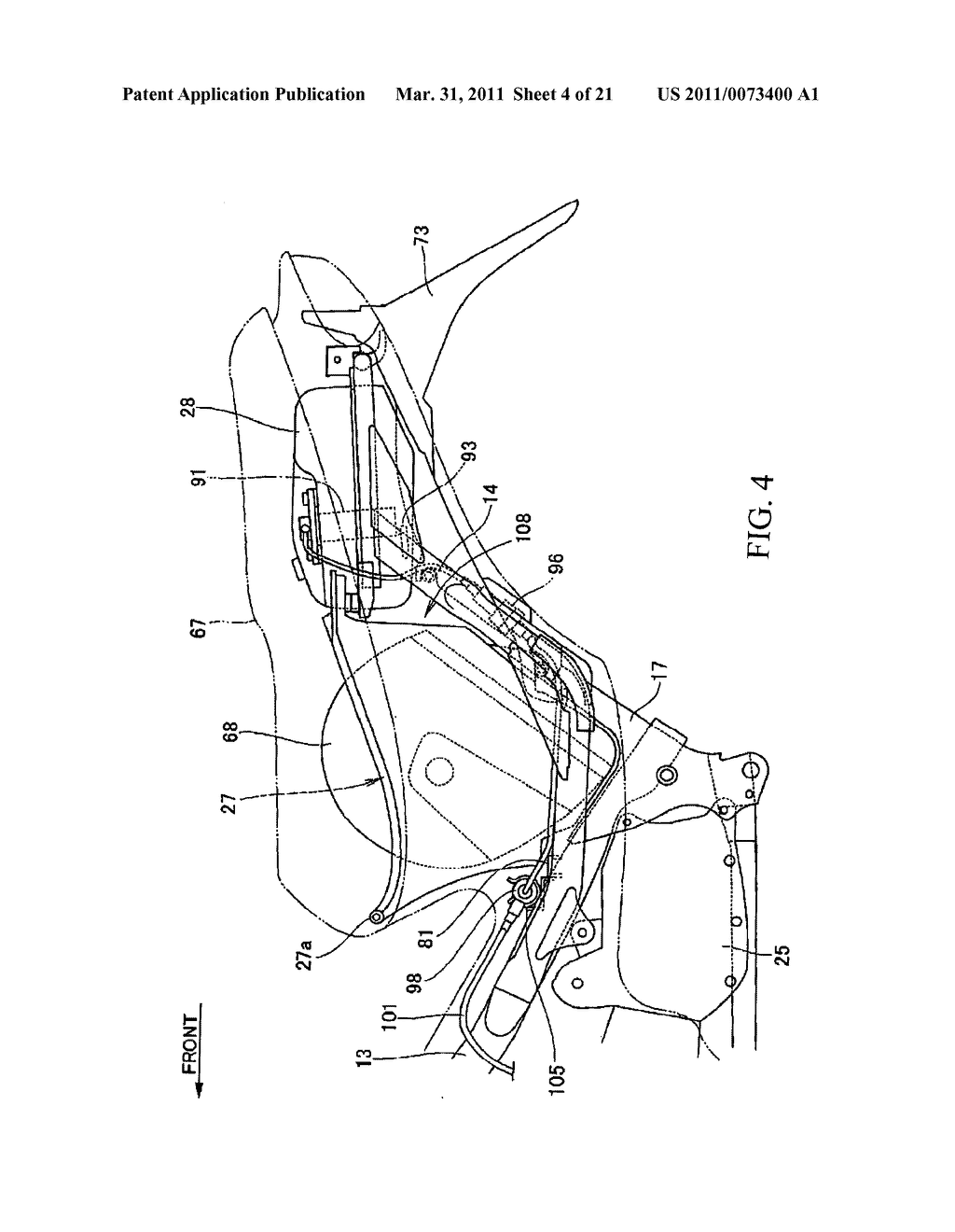 MOTORCYCLE - diagram, schematic, and image 05