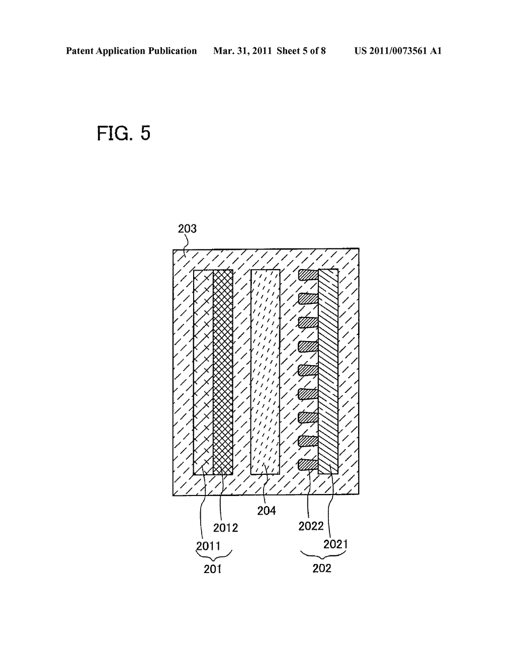 METHOD FOR MANUFACTURING ELECTRODE FOR POWER STORAGE DEVICE AND METHOD FOR MANUFACTURING POWER STORAGE DEVICE - diagram, schematic, and image 06