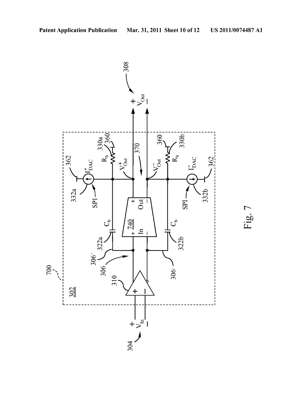 OPTICAL MODULATOR DRIVE CIRCUIT - diagram, schematic, and image 11