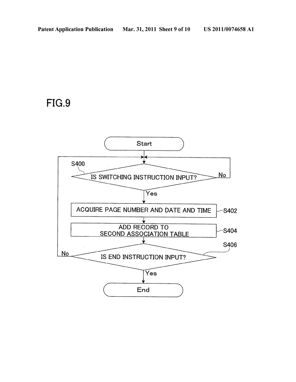 HEAD MOUNTED DISPLAY AND IMAGING DATA USAGE SYSTEM INCLUDING THE SAME - diagram, schematic, and image 10