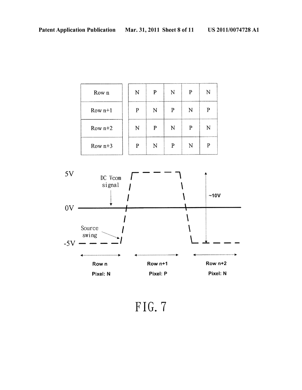Capacitive Sensing Apparatus and Method Applied to Touch Screen Using the Capacitive Sensing Apparatus - diagram, schematic, and image 09