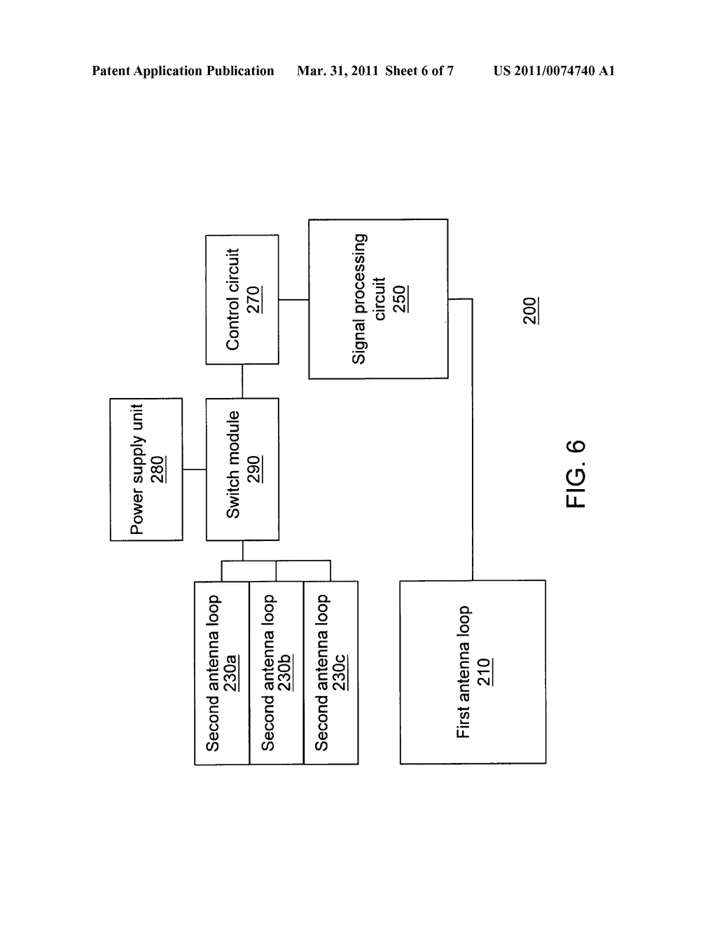 Digital tablet for battery-free wireless pointer device and power supply method of the digital tablet for battery-free wireless pointer device - diagram, schematic, and image 07