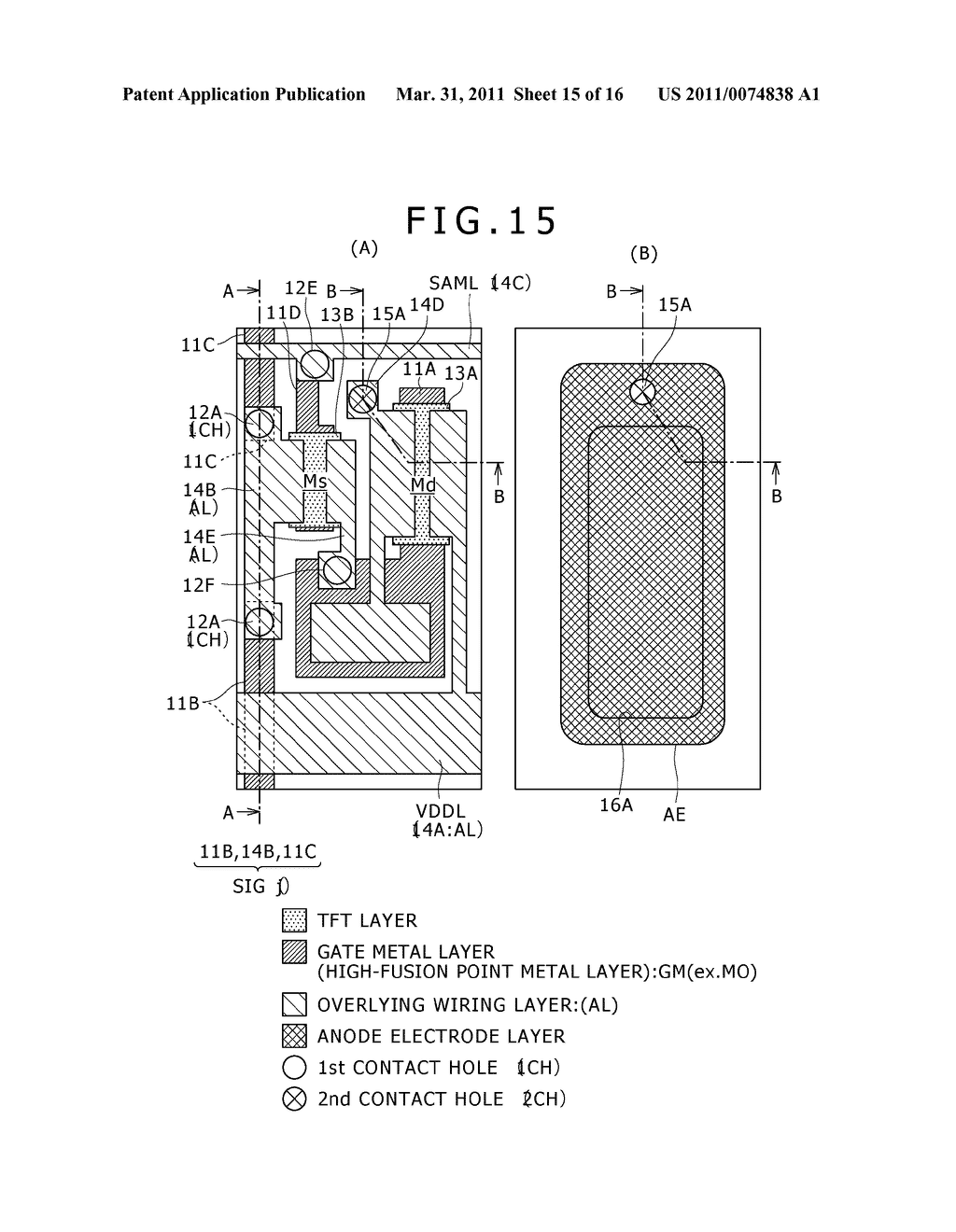DISPLAY DEVICE - diagram, schematic, and image 16