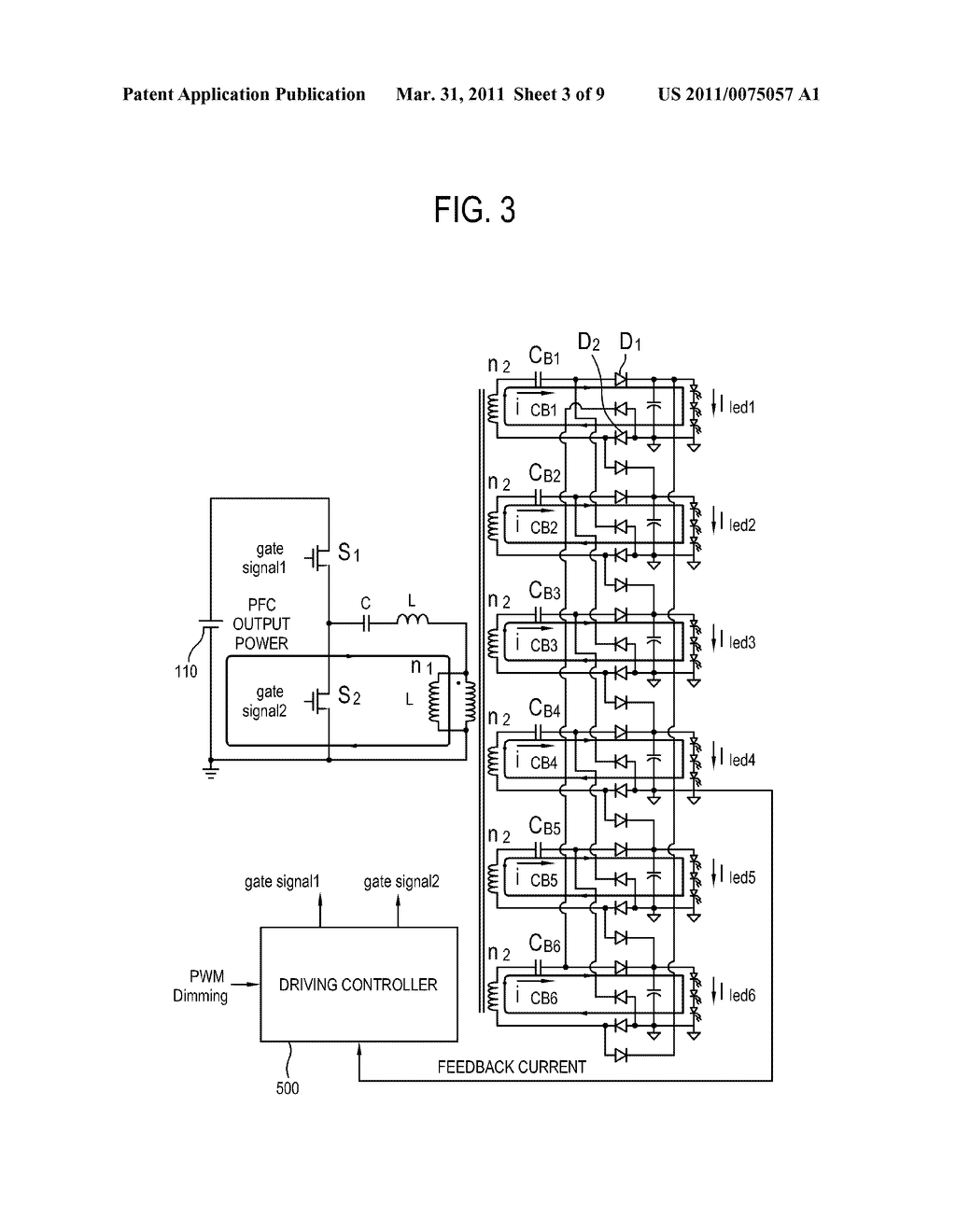 BACKLIGHT ASSEMBLY, AND DISPLAY APPARATUS AND TELEVISION COMPRISING THE SAME - diagram, schematic, and image 04