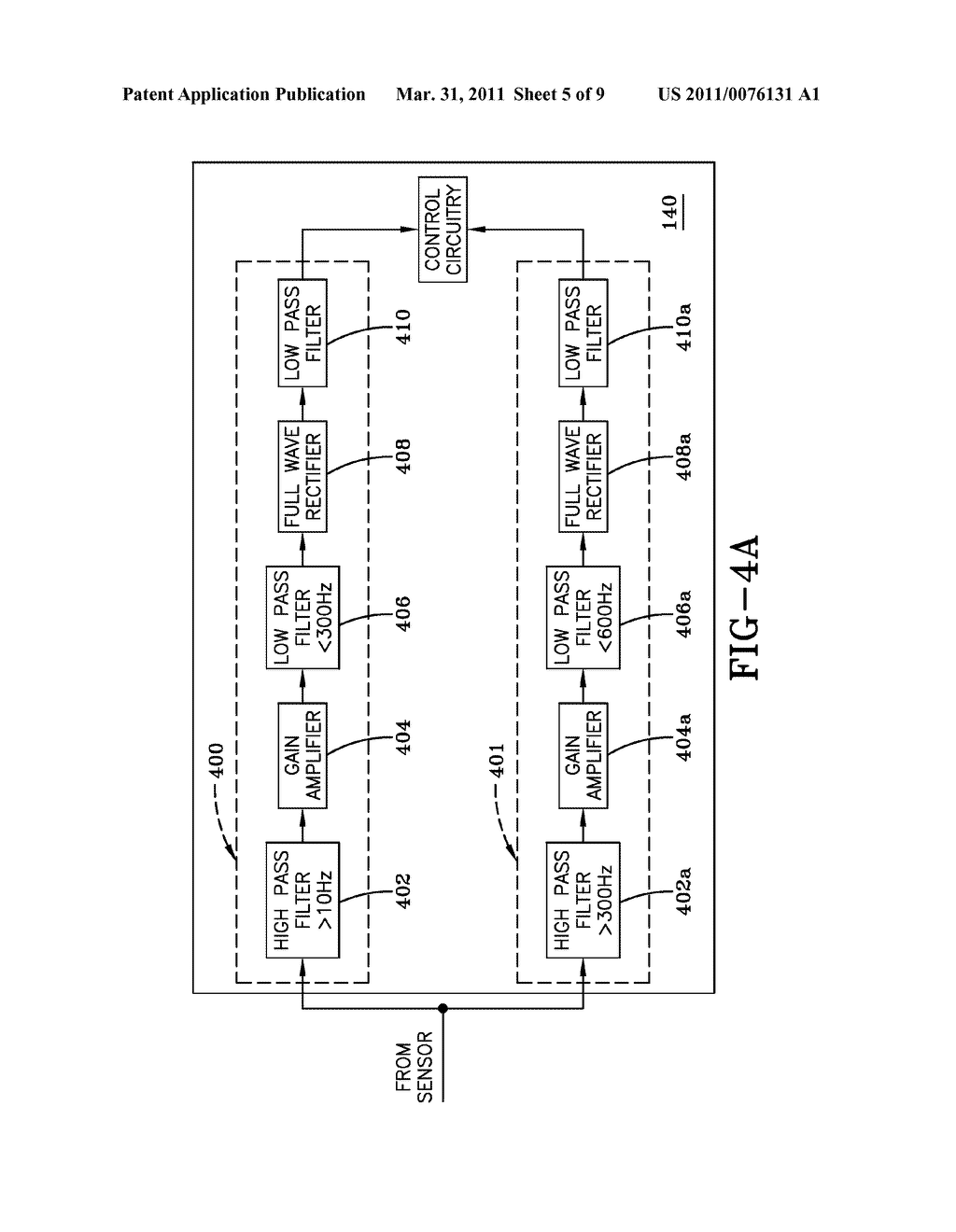 METHOD FOR DETECTING ROTATING STALL IN A COMPRESSOR - diagram, schematic, and image 06