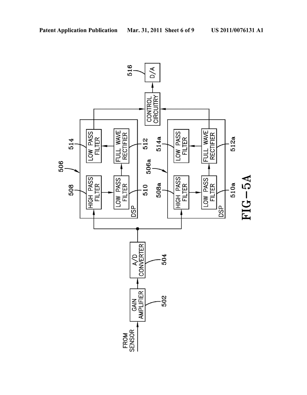 METHOD FOR DETECTING ROTATING STALL IN A COMPRESSOR - diagram, schematic, and image 07
