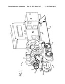 GAS COMPRESSOR MAGNETIC COUPLER diagram and image