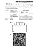 PLASTIC WITH NANO-EMBOSSING PATTERN AND METHOD FOR PREPARING THE SAME diagram and image