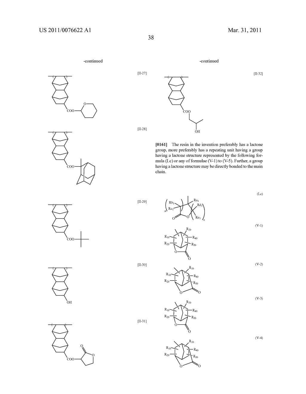 POSITIVE RESIST COMPOSITION FOR IMMERSION EXPOSURE AND PATTERN-FORMING METHOD USING THE SAME - diagram, schematic, and image 39