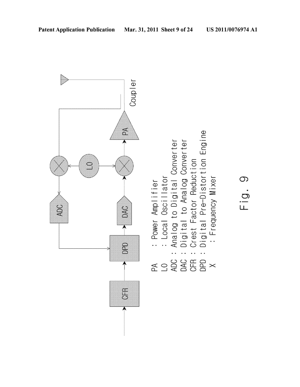FLEXIBLE WIRELESS NETWORK SYSTEM AND METHOD OF USE - diagram, schematic, and image 10
