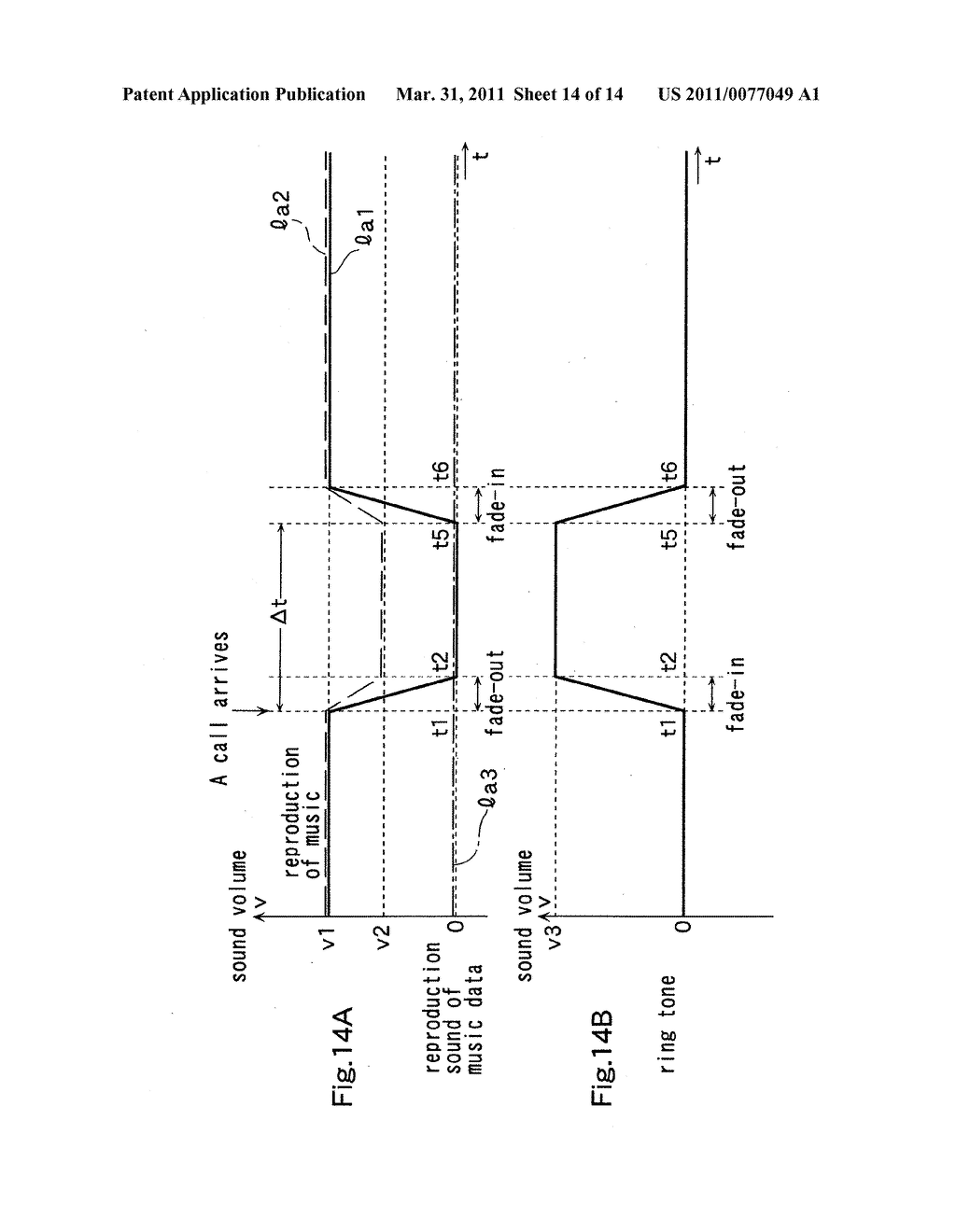 MOBILE PHONE WITH MUSIC REPRODUCTION FUNCTION, MUSIC DATA REPRODUCTION METHOD BY MOBILE PHONE WITH MUSIC REPRODUCTION FUNCTION, AND THE PROGRAM THEREOF - diagram, schematic, and image 15