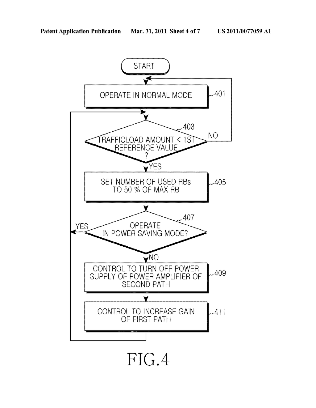 APPARATUS AND METHOD FOR REDUCING POWER COMSUMPTION IN MULTI ANTENNA SYSTEM - diagram, schematic, and image 05