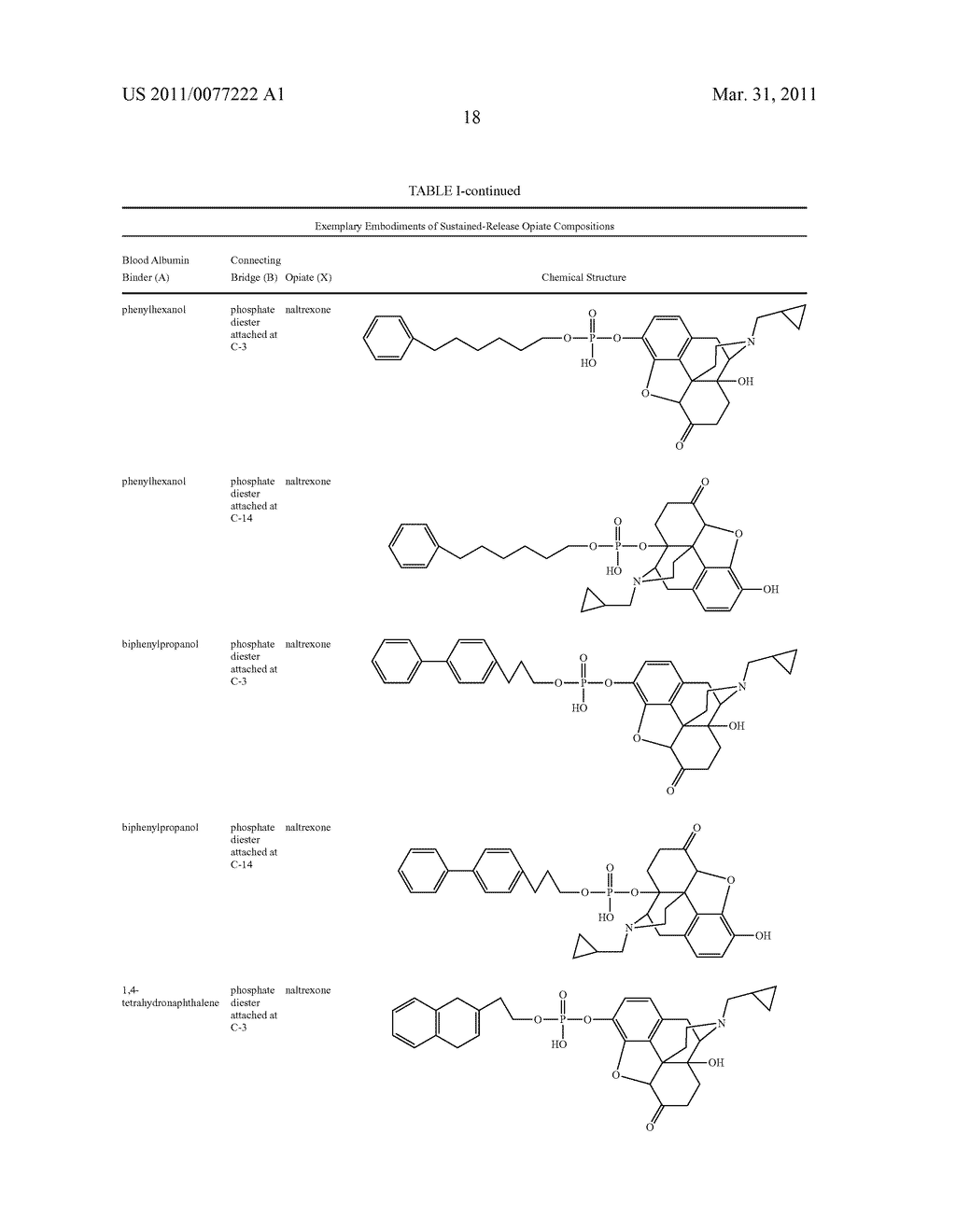 Sustained-Release Opiate and Opiate Derivative Compositions - diagram, schematic, and image 19