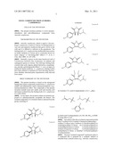 NOVEL COMPOUNDS FROM ANTRODIA CAMPHORATA diagram and image