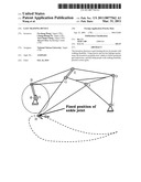 Gait training device diagram and image