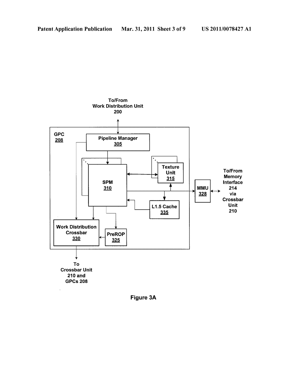 TRAP HANDLER ARCHITECTURE FOR A PARALLEL PROCESSING UNIT - diagram, schematic, and image 04