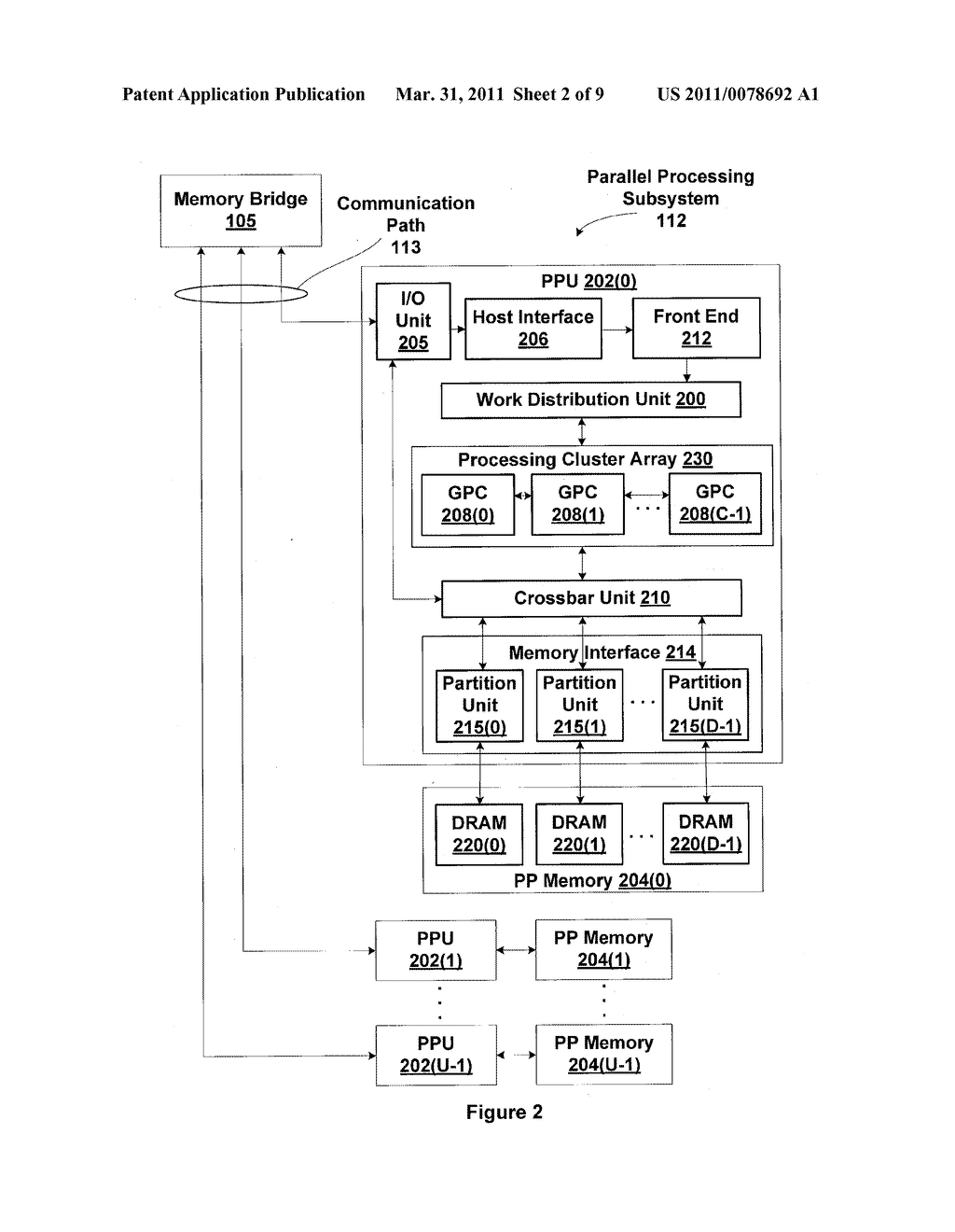COALESCING MEMORY BARRIER OPERATIONS ACROSS MULTIPLE PARALLEL THREADS - diagram, schematic, and image 03