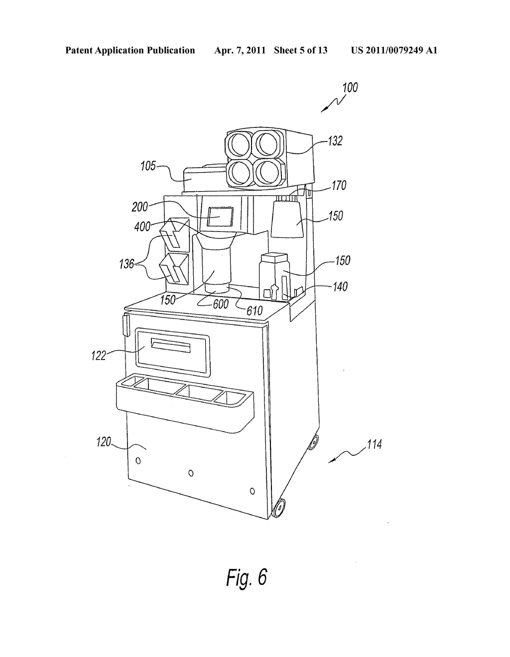 BEVERAGE DISPENSER - diagram, schematic, and image 06