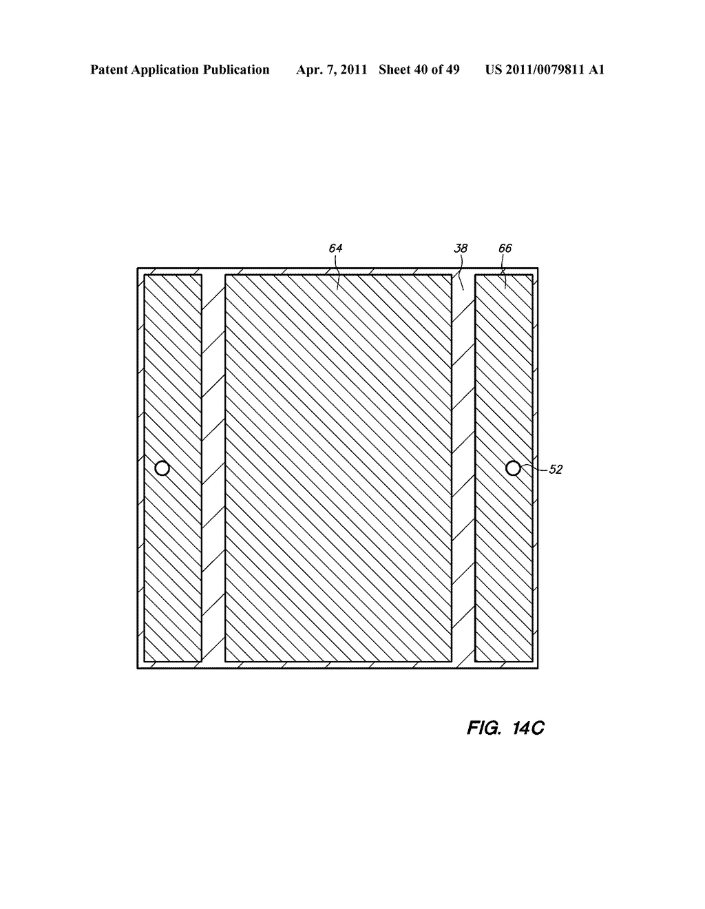 SEMICONDUCTOR CHIP ASSEMBLY WITH BUMP/BASE HEAT SPREADER AND DUAL-ANGLE CAVITY IN BUMP - diagram, schematic, and image 41