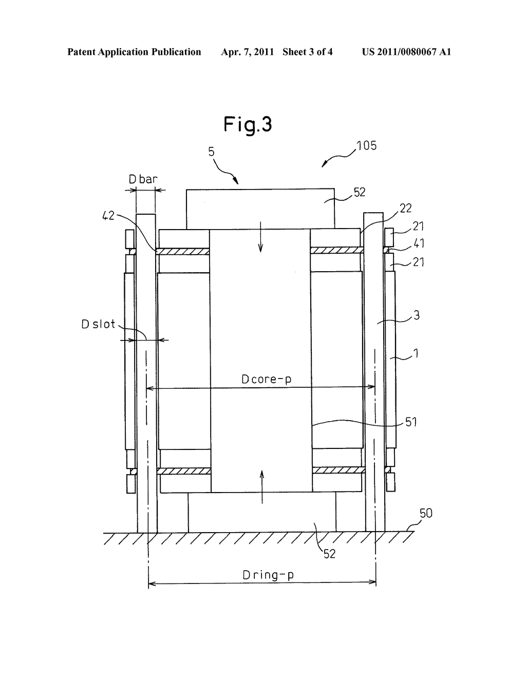 SQUIRREL-CAGE ROTOR AND MANUFACTURING METHOD OF SQUIRREL-CAGE ROTOR